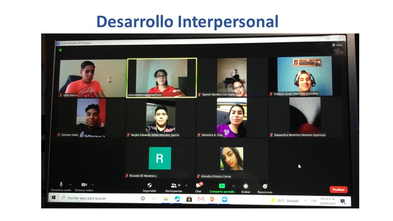 DESARROLLO INTERPERSONAL 4AITMM